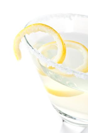 Oprah's Lemon Drop Martini at the Home Style Austin Blog