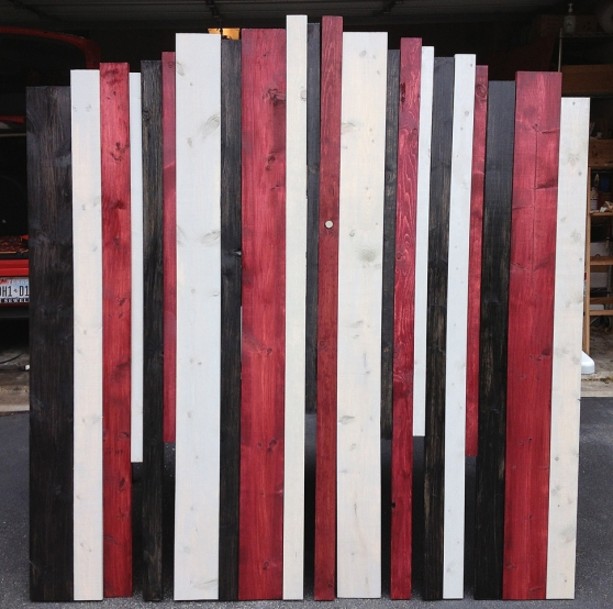 DIY Hill Country Headboard by Home Style Austin