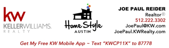 Joe Paul Reider Is Home Style Austin's Founder And A Leading Austin Realtor