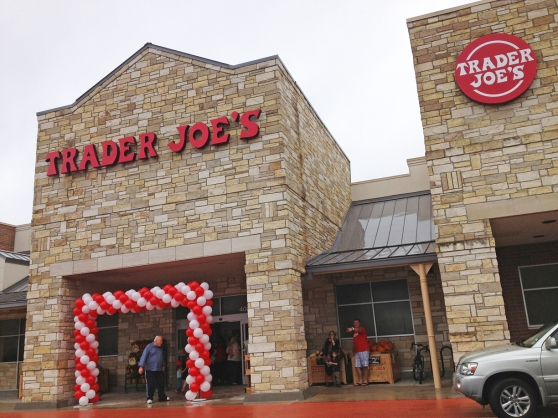 Trader Joe's Austin, Texas (Rollingwood) On Grand Opening Day