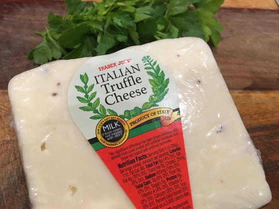 Trader Joe's Italian Truffle Cheese