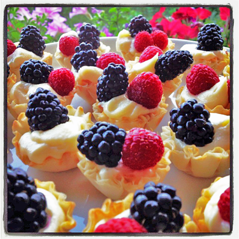 Lemonberry Cups Recipe By Home Style Austin