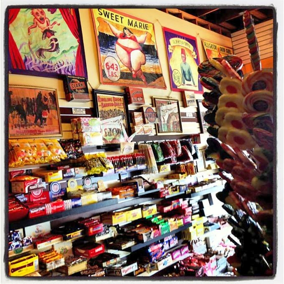 Big Top Candy Shop Austin Texas - Photo Courtesy Of Home Style Austin (Hey, That's Us!)