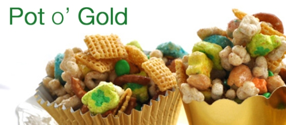 A Pot o Gold St Patrick's Day Recipe
