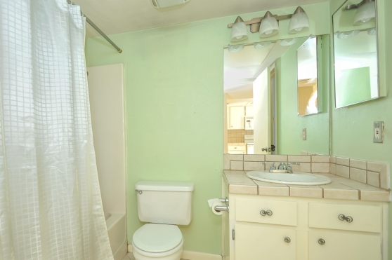 The Bathroom At 2104 Cullen Avenue #121 Austin Texas