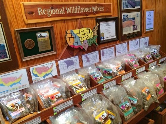 Regional Wildflower Mixes At Wildseed Farms By Home Style Austin