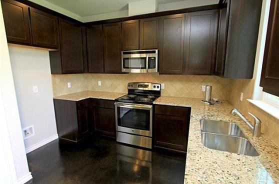 The Kitchen at 3407 Banton Road #B, Austin, Texas 78722