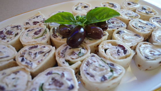 Tortilla Rollups By Home Style Austin