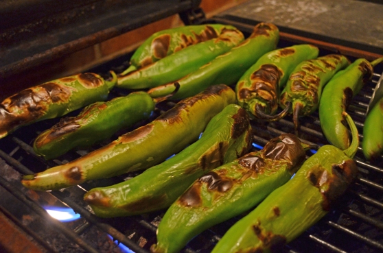 Hatch Chili Peppers from Home Style Austin