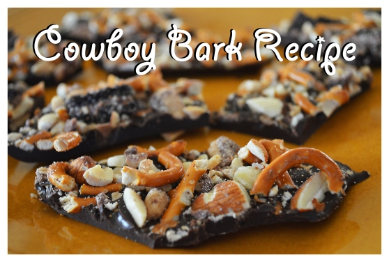 A Cowboy Bark Recipe From Home Style Austin