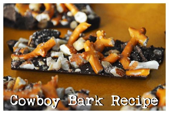 Cowboy Bark Recipe
