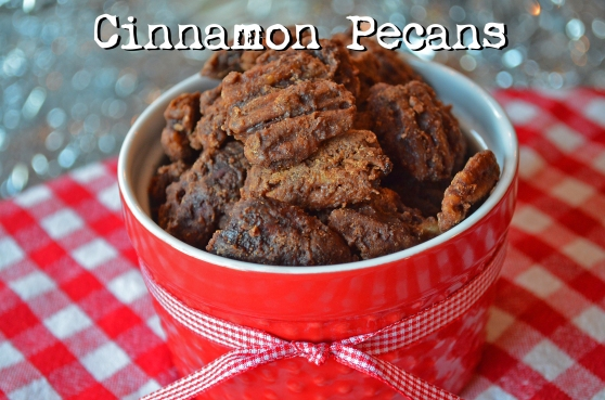 A Cinnamon Pecans Recipe From Home Style Austin