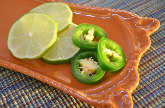 Spicy Margarita Recipe Ingredients