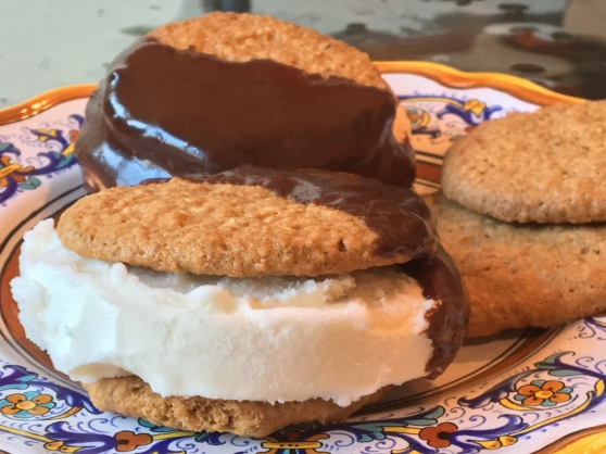 How To Make The Best Ice Cream Sandwich