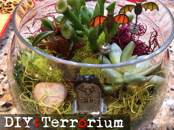 A DIY Terrarium Project From Home Style Austin