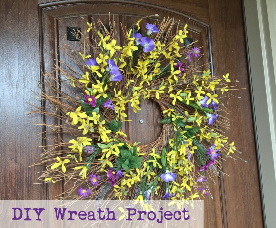 A DIY Wreath Project by Home Style Austin