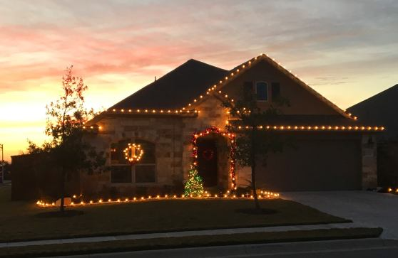 Christmas In Texas
