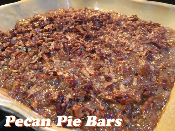 A Pecan Pie Bar Recipe from Home Style Austin