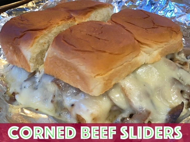 Corned Beef Sliders Recipe