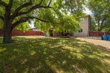 1039 Wisteria Trail Austin TX 78753 Back Yard