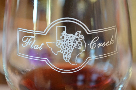 Flat Creek Super Texan Wine